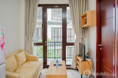 New Furnished and Luxury 2BR at Asatti Apartment By Travelio