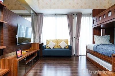 Luxury Studio Room For 3 Pax @ Altiz Tower Bintaro Plaza Residence By Vanda
