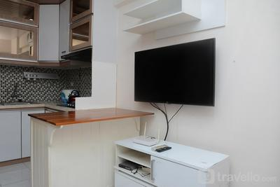 Comfort 2BR at Cinere Resort Apartment By Travelio