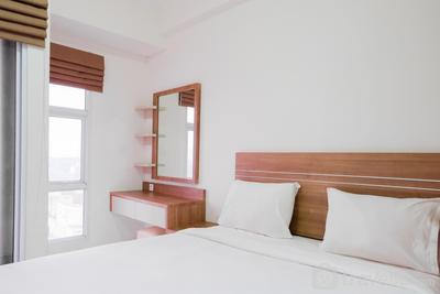 Minimalist Studio Akasa Pure Living Apartement By Travelio