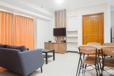 Marvelous 3BR at Waterplace Apartement By Travelio