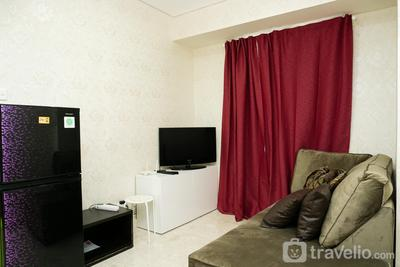 Comfy 2BR Puri Orchard Apartment By Travelio