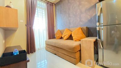 Spacious 1BR Apartment at The Edge Cimahi Bandung By Travelio