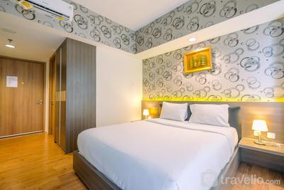 Minimalist Studio at Bogor Icon Apartment By Travelio