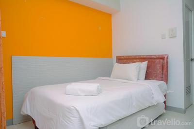 Elegant Studio @ Taman Melati Margonda Apartment By Travelio
