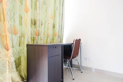 Cozy Minimalist Studio @ Taman Melati Margonda Apartment By Travelio