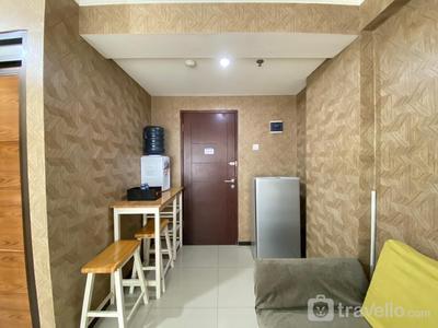 Pleasurable 1BR Apartment at Gateway Pasteur near Exit Toll Pasteur By Travelio