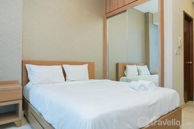 Relax Studio Apartment at Capitol Park Residence By Travelio
