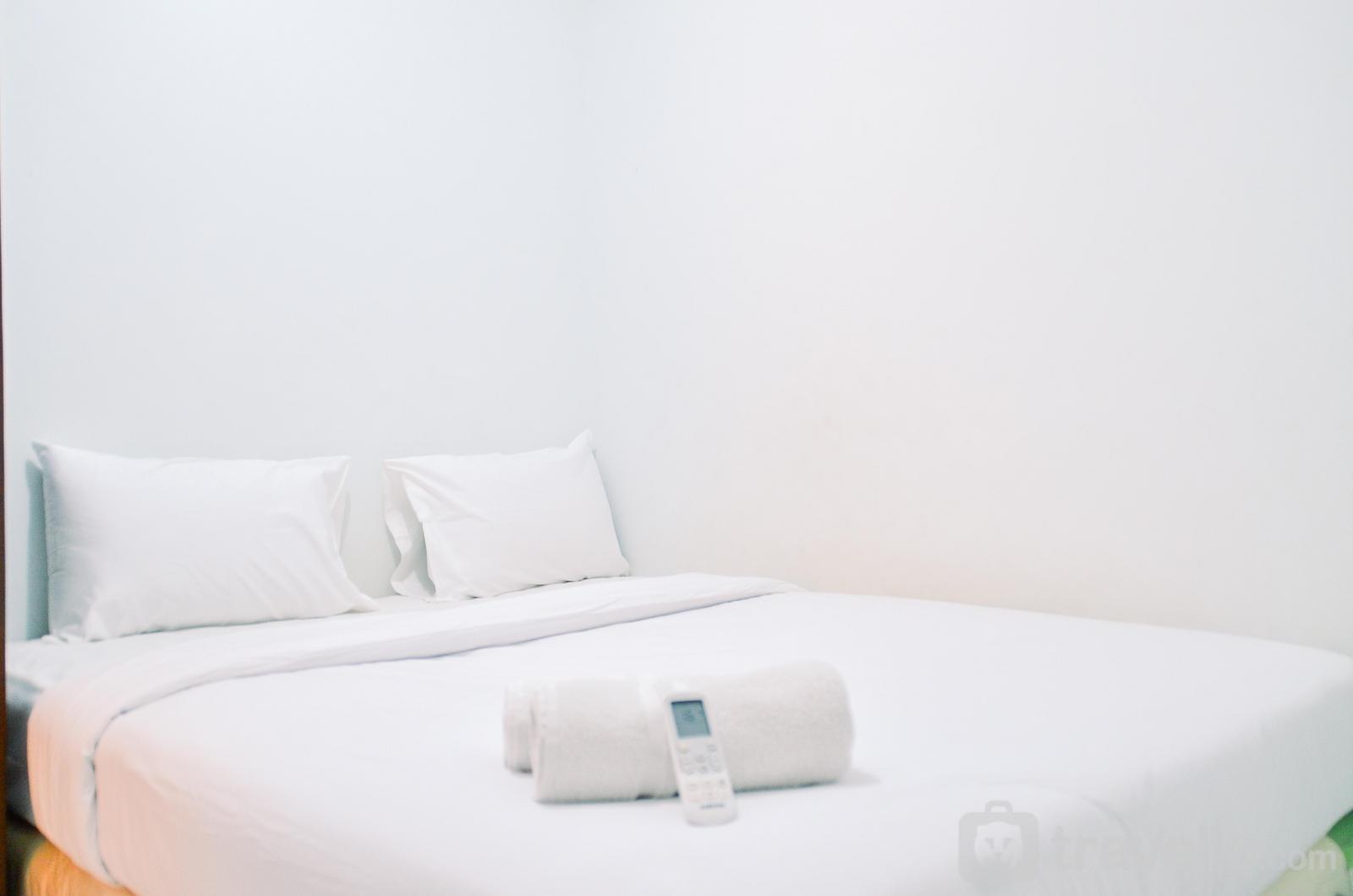 Apartemen Ayodhya Residence Tangerang - Good for 2BR Apartment at Ayodhya Residence By Travelio