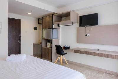 Highest Value Studio Room at Annora Living Apartment By Travelio
