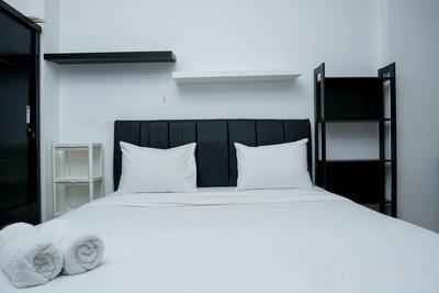 Minimalist Studio at The Nest Apartment By Travelio