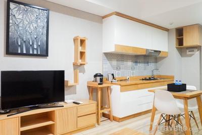 Premium 2BR Apartment at Grand Sungkono Lagoon By Travelio