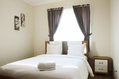 New And Modern 3BR Grand Palace Kemayoran Apartment By Travelio
