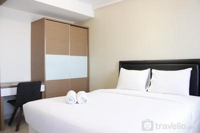 Minimalist Studio Room Galeri Ciumbuleuit 2 Apartment near Dago By Travelio