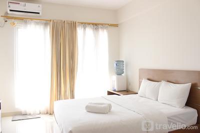 Convenient Studio Room Galeri Ciumbuleuit 3 Apartement By Travelio