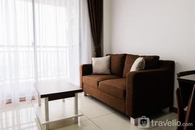 1BR Apartment at M-Town Residence near Summarecon Mall Serpong By Travelio