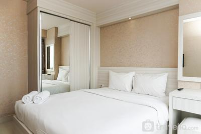 Spacious with City View 1BR at Callia Apartment By Travelio