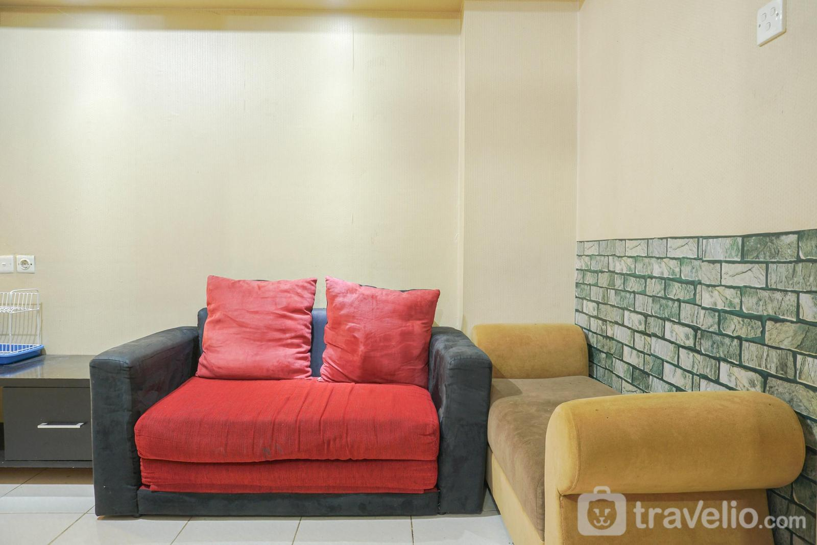 Kalibata City Apartment - Best Choice Kalibata City Apartment 2BR near Mall By Travelio