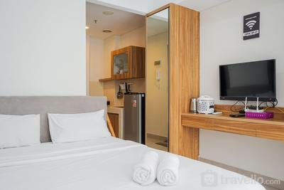 Relax and Simply Studio Saveria Apartment near AEON Mall By Travelio