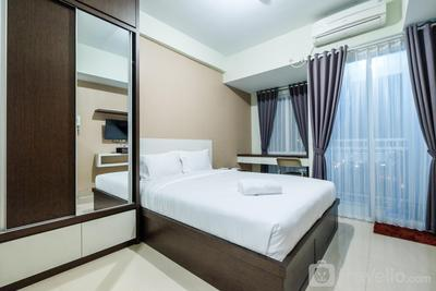 City View Studio Grand Dhika Apartment near Bekasi Barat By Travelio