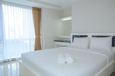 2 BR The Mansion Apartment near to Golf Kemayoran By Travelio