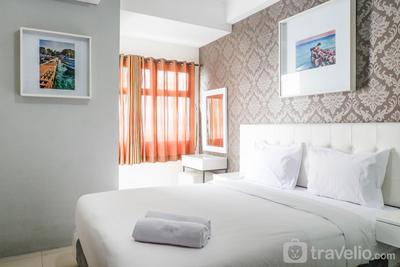 Best Value  & Cozy Studio Room Apartment at Gunawangsa Merr By Travelio