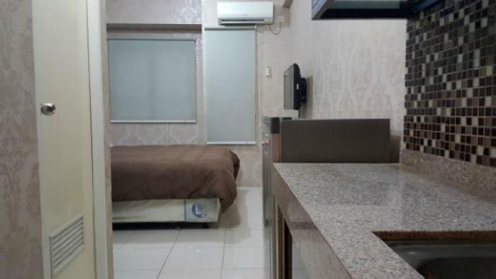 Apartemen Puncak Permai - Cozy 1BR @ Puncak Kertajaya Apartment By Aditya