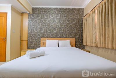 Cozy 1BR Mediterania Boulevard Apartment By Travelio