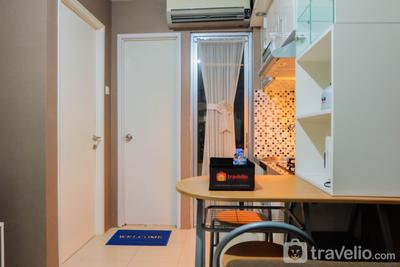 Great and Modern 2BR Bassura City Apartment By Travelio