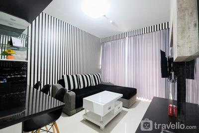 Monochrome 1BR Lexington Apartment By Travelio