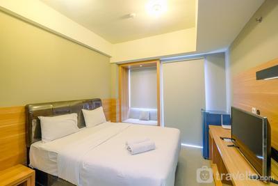 Wonderful Studio Apartment at Mustika Golf Residence By Travelio