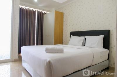 Fabulous Studio Menteng Park Apartment By Travelio