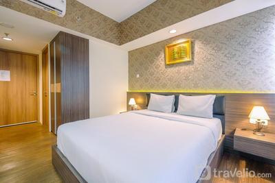 Stunning Studio Apartment @ Bogor Icon By Travelio