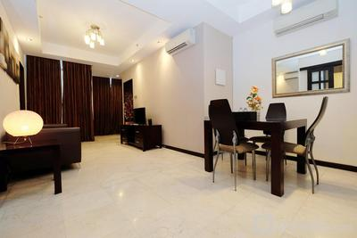 Bellagio Apartment 2BR near Kuningan City By Travelio