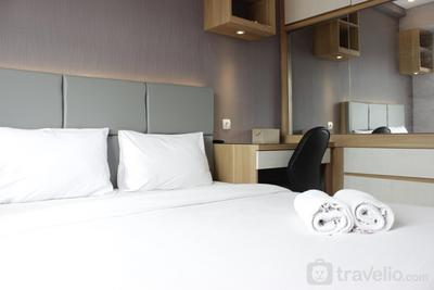 Favorable 1BR Apartment at Parahyangan Residence near UNPAR By Travelio