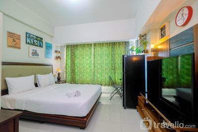 Elegant Best View Studio Springlake Apartment By Travelio
