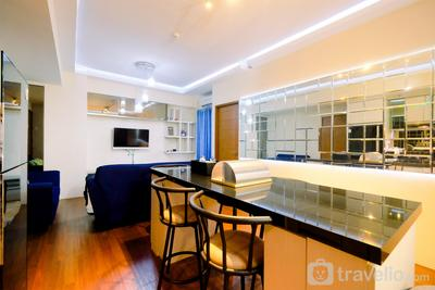Comfy 2BR Gading Greenhill Apartment By Travelio