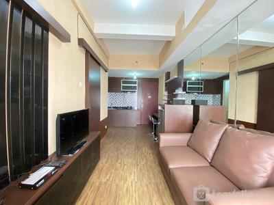 Spacious 1BR at Tamansari Panoramic Apartment near Metro Indah Mall By Travelio