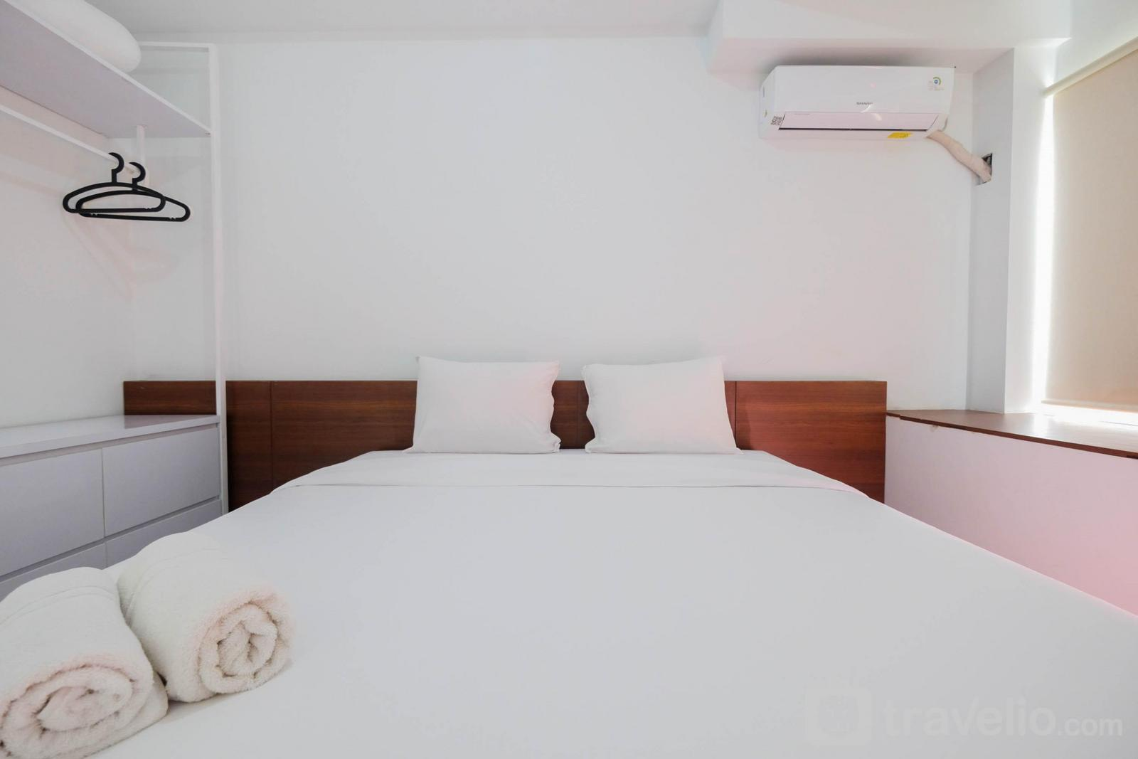 Apartemen Patraland Urbano - Town View 1BR at Patraland Urbano Apartment By Travelio