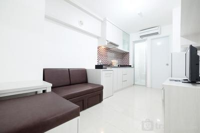 Direct Access to The Mall  2BR Bassura City Apartment By Travelio