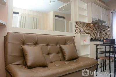 New Renovation 2BR at Kalibata City Apartment By Travelio