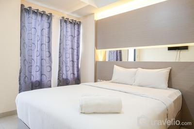 Highest Value Studio Apartment at Kebayoran Icon By Travelio