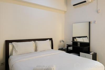 Studio at The Habitat Apartment Karawaci near Shopping Mall By Travelio