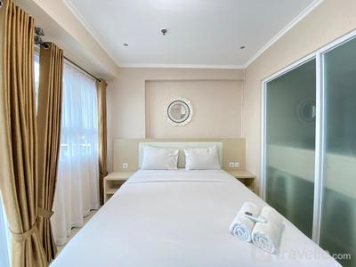 Brand New Lux and Glam 1BR Gateway Pasteur Apartment By Travelio
