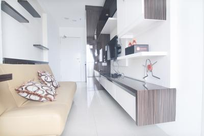 2 BR Cervino Apartment Near Kota Kasablanka (Kokas) By Travelio