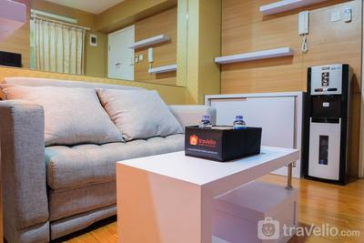 Compact and Comfy 2BR Bassura City Apartment By Travelio