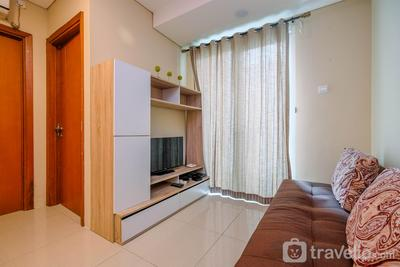 Cozy Stay 2BR Apartment Woodland Park Residence By Travelio