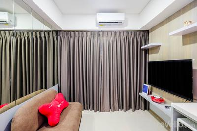 New and Fresh 2BR at Meikarta Apartment By Travelio