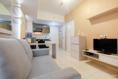 Affordable Price 2BR Apartment @ Springlake Summarecon Bekasi By Travelio