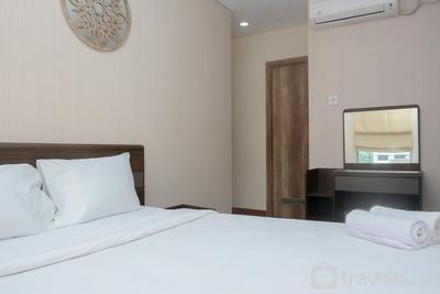 Comfortable 2BR Apartment at Pejaten Park Residence By Travelio